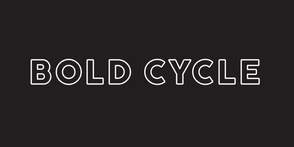 Bold Cycle Logo